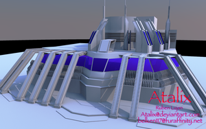 Random structure by Atalix