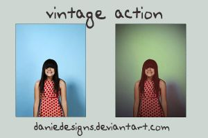 vintage action by daniedesigns
