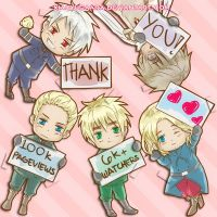 APH: Thank You 100k Hits by xiaoyugaara