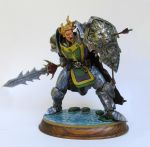Paladin additional view by AnneCooper