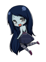Oh Marceline by ayrra