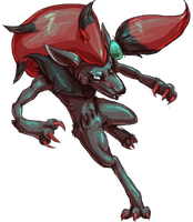 z-z-z-Zoroark by WindFlite