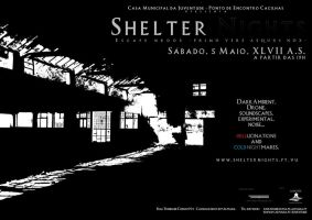 Shelter Nights - Escape Nr005 by AssassIIn