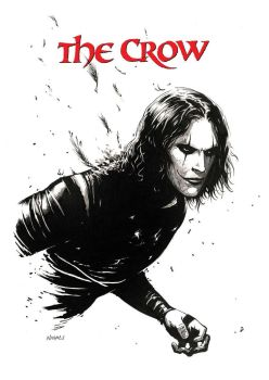 The Crow 1994 by TheGreyWolfGared