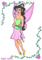Kalini The Spring Fairy by AnneMarie1986