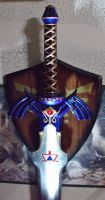 Personal Twilight Princess Master Sword by RipItUpGenki