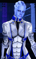Liara T'soni by LordHayabusa357