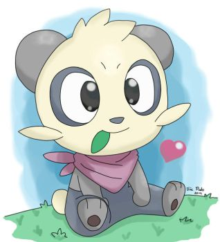Baby Pancham by DragoonForce2