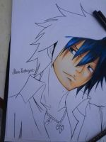 wip Gray Fullbuster by AlexiaRodrigues