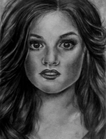 Lucy Hale (Pretty Little Liars) by Kelly11AtTheDisco