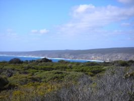 Maupertuis Bay by TasermonsPartner