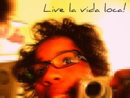 .::Live la vida loca, baby::. by Buttertoast12