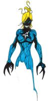 symbiote invisible woman by hulkling