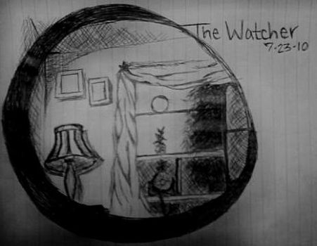 The Watcher by ourmothertheearth