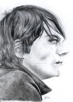 Gerard Graphite Finished by ariesleovirgo