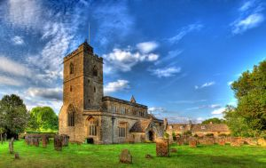 Kingham Church 01 by s-kmp