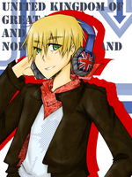 APH:English Rockin' Gentleman by KaruKaruKira