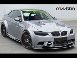 Wip Bmw Series 3 by M-Vision