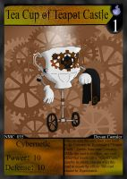 NMC - 035 - Tea Cup of Teapot Castle by PlayboyVampire