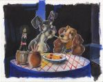 Lady and the Tramp by KuddlyFatality