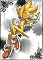 Super Sonic by LeonS-7