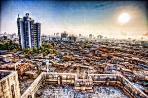 Dharavi by henster311