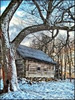 Winter. Country... by Yancis