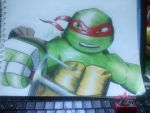 Raph! by penguinsfan90