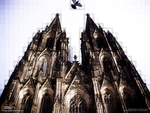 Cologne Cathedral by UNDR4
