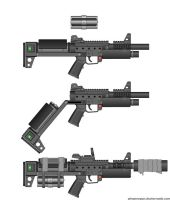 BO2 Shotgun Contest: CSS-22 by dronner66