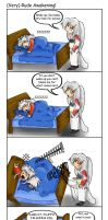 Inu Comic - Rude Awakening by majs007