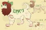 Pretty Pup Adoptable Package - Auction |OPEN| by Aiyana-Kopa