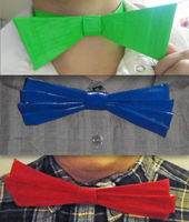 Duct Tape Bowties by TalesOfNightWing