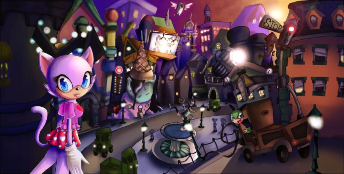 ToonTown 2 by Ini-Inayah