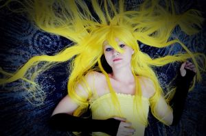 Vocaloid: Yellowness by Owlieo