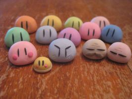 Clannad: Big Dango Family by chekovrules