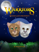 MoonClan's Prophecy -Cover by Viszla7