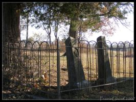 Headstones 1 by coyoteflutesong