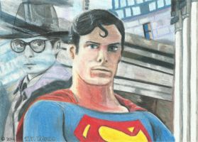 I am Superman, Clark is my Disguise by gurihere