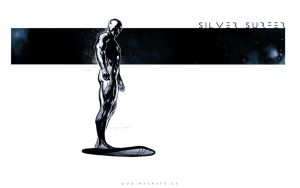 Silver-Surfer-Sketch by MackSztaba