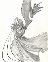 Sephiroth - One Winged Angel by Xenogia