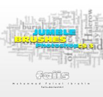 Jumble Brushes by faiis