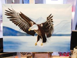 Eagle by NilleMusic