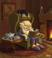 A cosy little teatime by BillCorbett