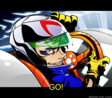 Speed Racer Z by zeoarts