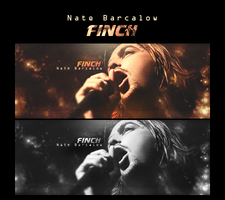 Nate Barcalow 2in1 by eeryvision