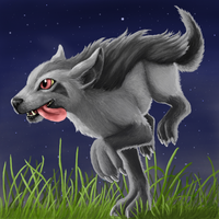 Running Mightyena by 0-Stargazer-0