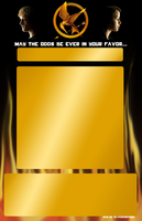 Hunger Games Journal Skin -Free- by SilverSymphony