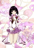 Eternal Sailor Saturn by SnowLady7