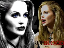 True Blood- Pam. by fantasy-passion